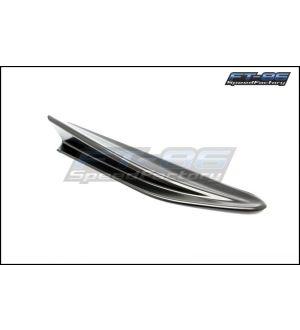 GCS TRD Style ABS Aero Fins - 2013+ BRZ