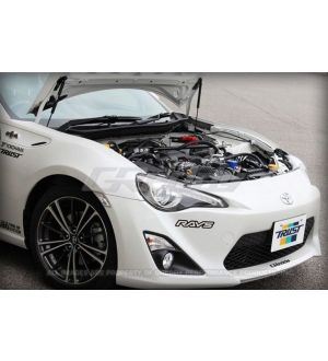 Greddy Carbon Hood Damper Kit - 2013+ BRZ