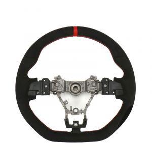 FactionFab Steering Wheel Suede WRX / STI 2015+ - FFA1.10207.1