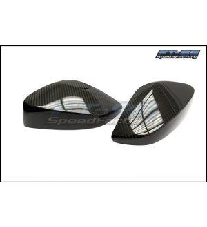 OLM Dry Carbon Fiber Mirror Covers - 2013+ BRZ