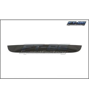 OLM Dry Carbon Fiber Trunk Garnish - 2013+ BRZ