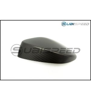 OLM Matte Dry Carbon Fiber Mirror Covers - 2013+ BRZ