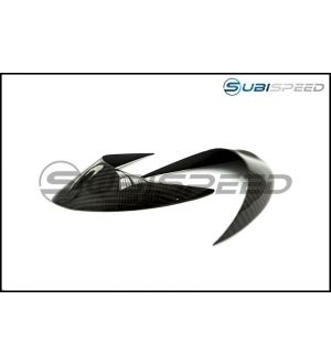 OLM S-line Carbon Fiber Headlight Eyelids - 2013+ BRZ