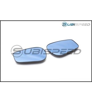 OLM Wide Angle Convex Mirrors with Turn Signals - 2013+ BRZ