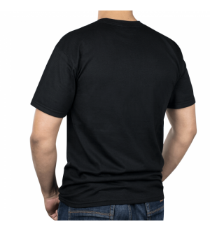 Kraftwerks T-Shirt - Stacked Kraftwerks Logo - XL Black