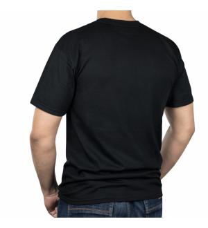 Kraftwerks T-Shirt - Stacked Kraftwerks Logo - M Black