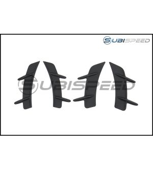 TRD Front and Rear Bumper Aero Turbulator - 2013+ BRZ