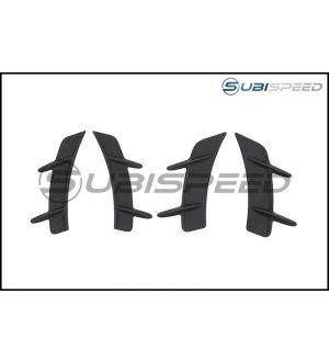 TRD Front and Rear Bumper Aero Turbulator - 2013+ BRZ