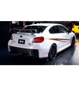 Prova Carbon Fiber R Racing Wing - 2015+ WRX / 2015+ STI