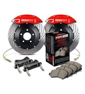 StopTech Big Brake Kit 2 Piece Rotor, Front 2 Box 1995-2004 Toyota - 83.870.4600.72