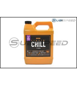 Mishimoto Liquid Chill Synthetic Engine Coolant, Full Strength 1 Gal. - Universal