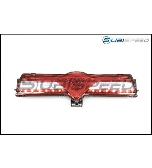 Valenti 4th Brake Light / Reverse Light (Red Lens, Chrome Housing) - 2013+ BRZ