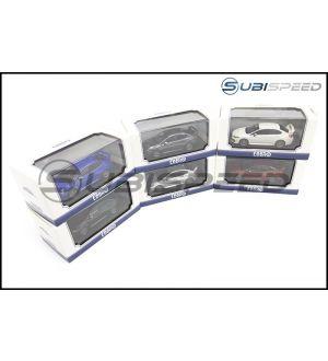 Subaru EBBRO 2014 WRX / STI 1/43 Scale Model Car