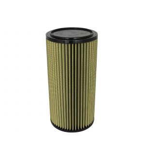 aFe ProHDuty Air Filters OER PG7 A/F HD PG7 RC: 9.28OD x 5.25ID x 19H