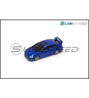 Subaru 2015 WRX STI Miniature Toy Car (Blue) - Universal