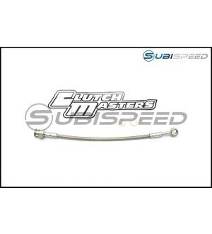 Clutch Masters Stainless Braided Clutch Line - 2015+ WRX MT / 2015+ STI