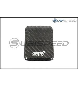 JDM Station STI Style Seat Heater Cover - 2013+ BRZ