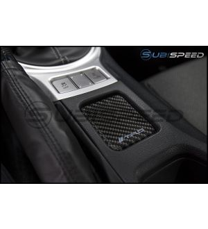 JDM Station TRD Style Seat Heater Cover - 2013+ BRZ