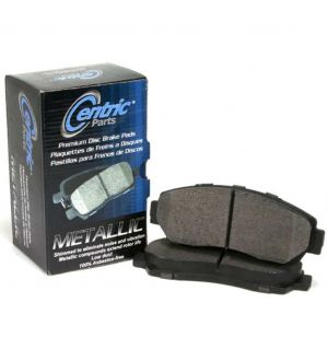 Centric Premium Semi-Metallic Brake Pads with Shims and Hardware Ford F-450-Super Duty  - 300.20180
