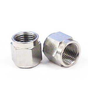 Mooresport Stainless Steel Tube Nut M14x1.5