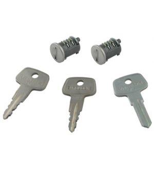 Yakima SKS Lock Cores 4 Pack
