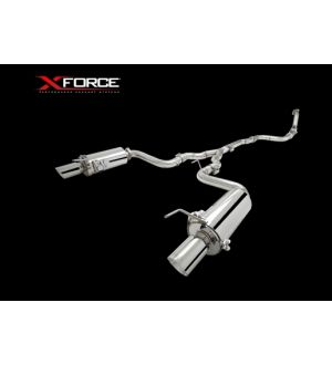 X-Force Turbo Back System Catted