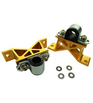 Whiteline Forged Aluminum Rear Sway Bar Mounts 22mm
