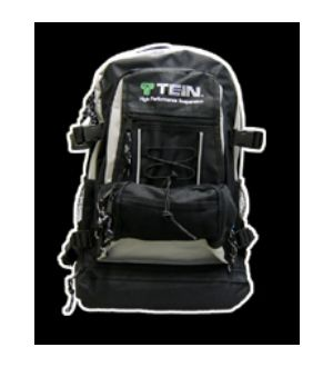 Tein Backpack Black