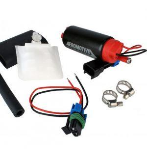 Aeromotive 340lph Fuel Pump E85 Offset Inlet