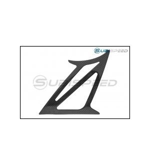SubiSpeed Carbon Wing Stiffener - 2015+ WRX / STI with STI Wing