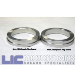 LIC Motorsports ABS / Speedo Ring Spacer 6mm