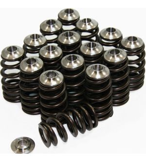 GSC Power-Division Single Beehive Valve Spring Set w/ Titanium Reatiners