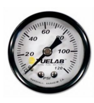 Fuelab EFI Fuel Pressure Regulator Gauge