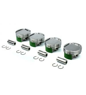 Cosworth Forged Piston Set 86mm 10.0:1