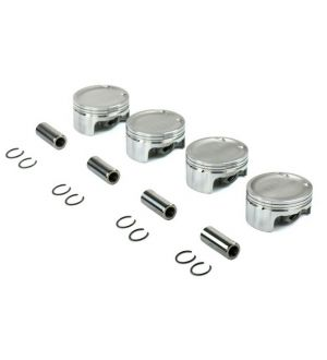 Cosworth Forged Piston Set w/Rings 9.5:1 87.5mm