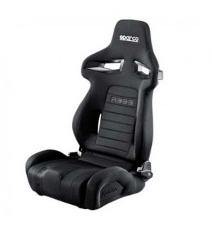 Sparco R333 Reclining Seat Black