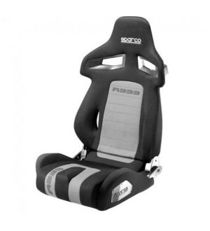 Sparco R333 Reclining Seat Grey/Black