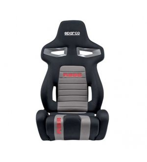 Sparco R333 Reclining Seat Black/Red