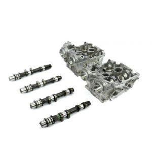 Cosworth CNC Ported Cylinder Head Set w/ KK3766 Cams