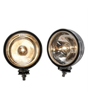 Ikon Motorsports Special Price Limited Time Offer 6 Inch 4x4 Clear Off Road Driving Fog Light