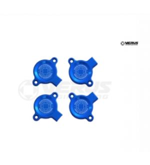 Verus Engineering Front Cam Sensor Cover Kit - FA20 Engine - Blue