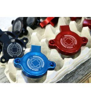 Verus Engineering Front Cam Sensor Cover Kit - FA20 Engine - Black