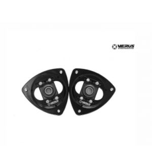 Verus Engineering Front Camber Plate Assembly - BRZ/FRS/GT86 - Black