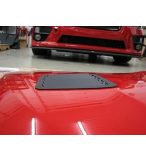 Verus Engineering Hood Louver Kit - WRX/STI (VA) - Raw