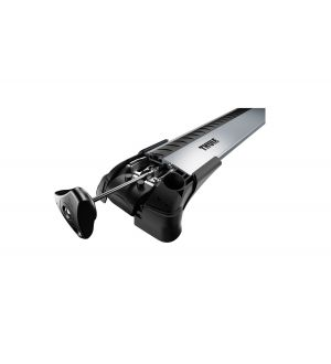 Thule Insta-Gater - Upright Bike Rack for Pickup Truck Beds (No Drilling/Bolting Req.) - Black