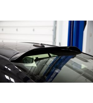 OLM PAINT MATCHED REAR ROOF VISOR SPOILER 2013+ FR-S / BRZ / 86-Ice Silver Metallic / Steel