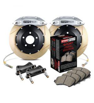 StopTech Big Brake Kit 2 Piece Rotor, Front 2 Box 2004-2004 Volkswagen - 83.890.4700.63