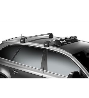 Thule AirScreen Roof Rack Wind Fairing S - 32in. (Black)
