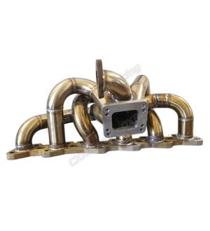CX Racing Top Mount Turbo Manifold Downpipe Kit For RB20 RB25 240SX S13 S14