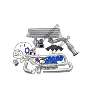 CX Racing Turbo Kit For 1996-2000 Honda Civic EK B16 B18 B20 B-Series Engine